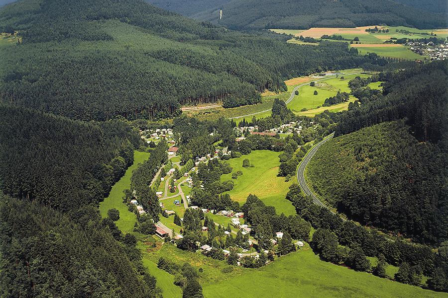 AZUR Campingpark Odenwald