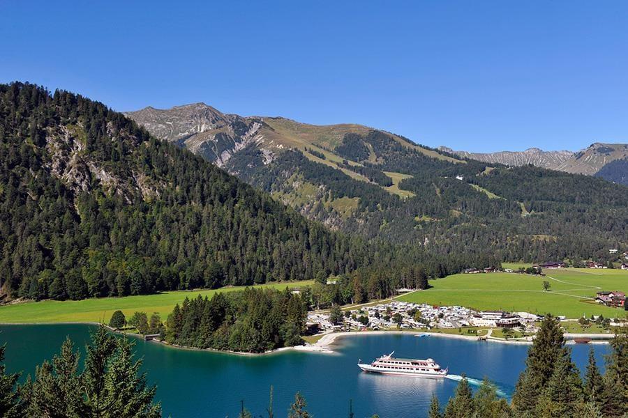 Camping Alpen-Caravanpark Achensee