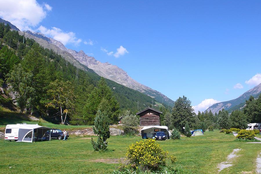 Campeggio Mischabel