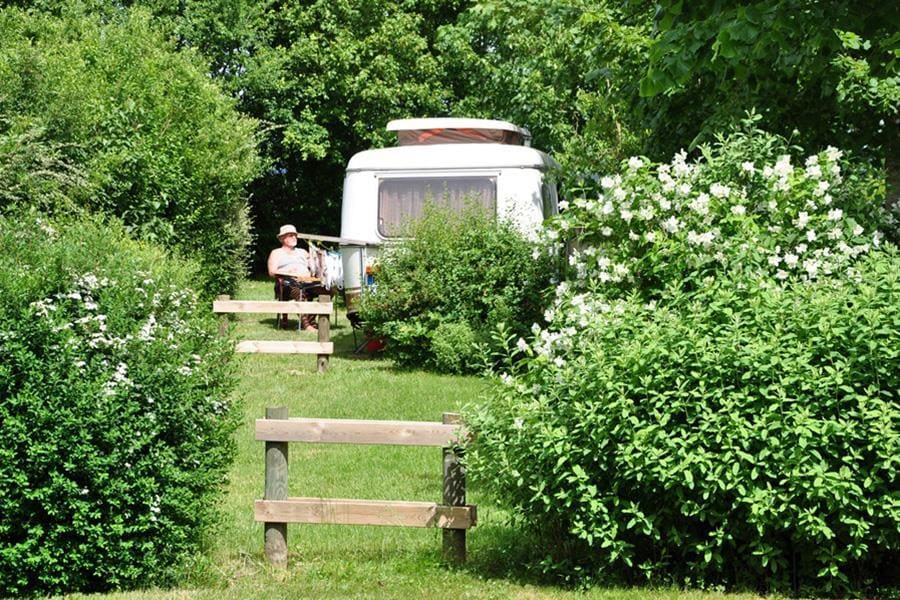 Campsite La Grange de Monteillac