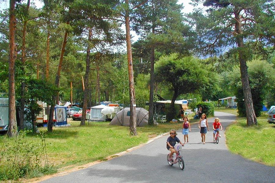 Campsite St-James-les-Pins