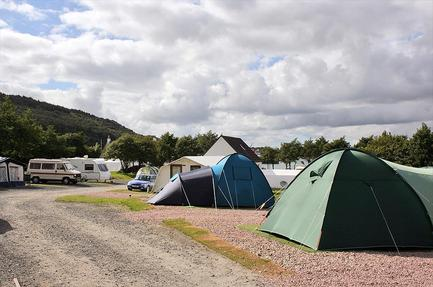 Campingplass Shieling Holidays