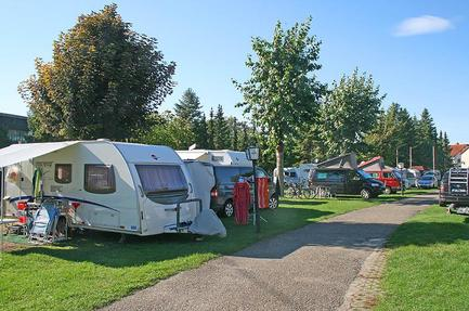 Campsite Münsterblick