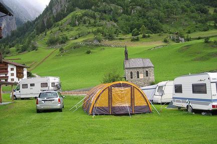 Camping Bergkristall