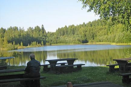 Campingplass Juupavaara