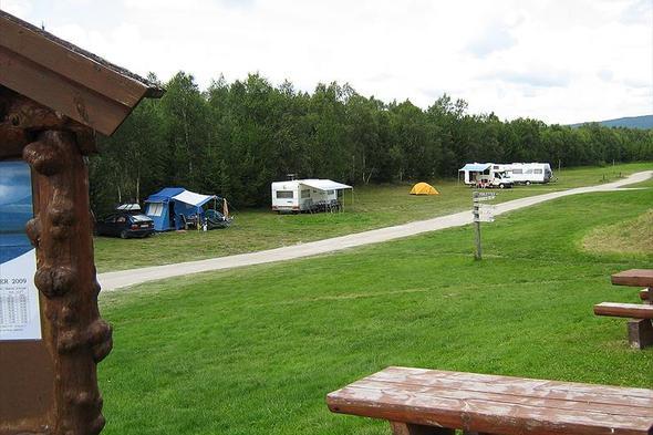Bergstaden Camping