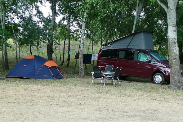 Campsite Somodi Tanya