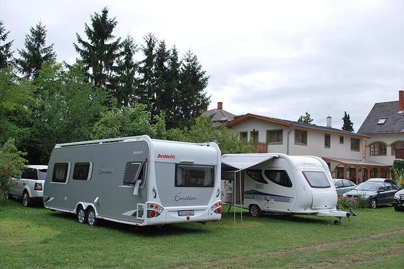 Campingplass Gyöngyvirág