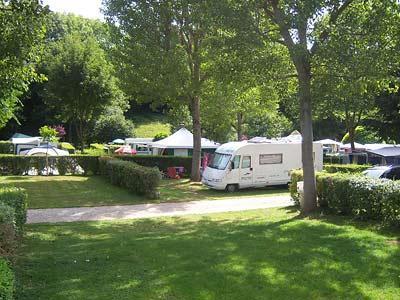Campsite La Grivelière