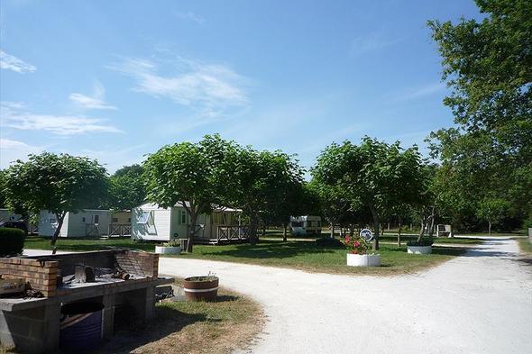 Campsite Les Franquettes