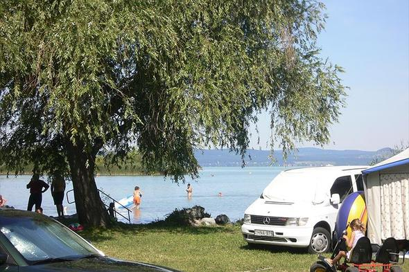 Balatontourist Camping Lidó