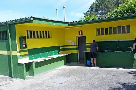 Campsite Benquerencia Playa