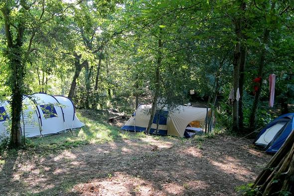 Campingplass Sossogna