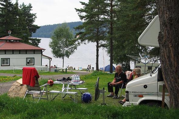 Terrassen Camping Panorama