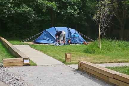 Cwmcarn Forest Drive Campsite