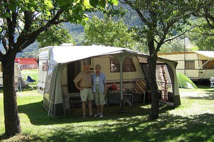 Campsite Seewjinen