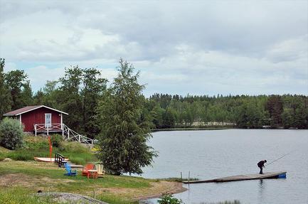 Camping Taulaniemi
