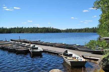 Campsite Fyrväpplingen Fiskecamp