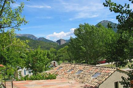 Campsite Provençal