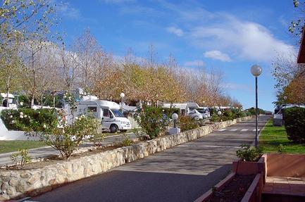 露营地 La Rosaleda
