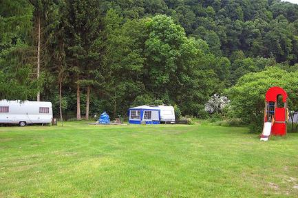 Campsite Schloß Langenau