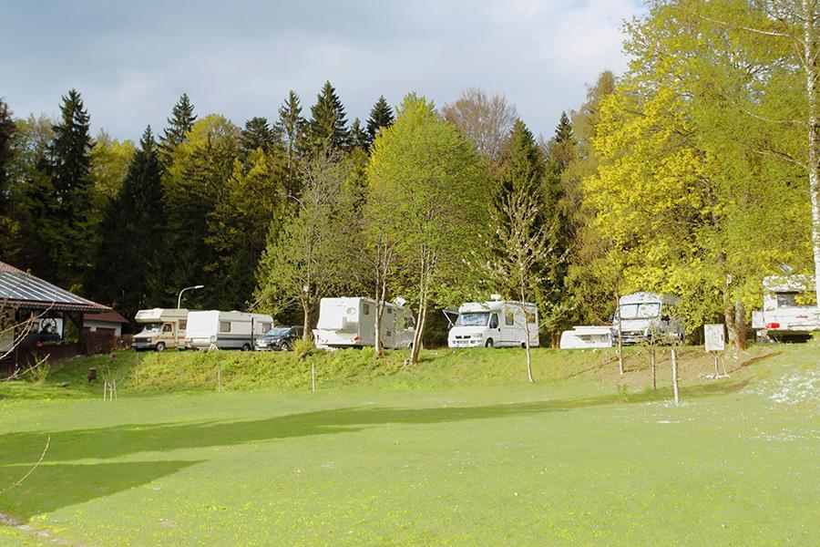 Camping Am Nationalpark