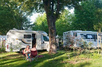 Campsite Camping de Paris