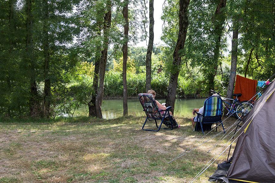 Camping La Vallée de l'Indre