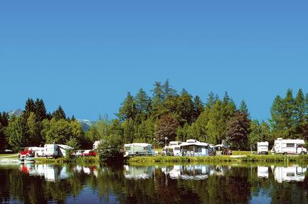 Campsite Ferienparadies Natterer See