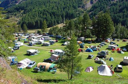 Campsite Am Kapellenweg