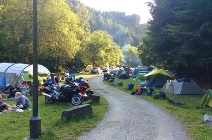 Campeggio Perlenau