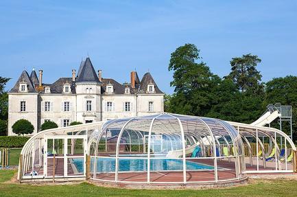 Campsite Yelloh! Village Château La Forêt