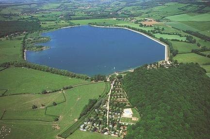 Campeggio Lac de Panthier
