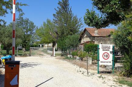 Campsite Manon