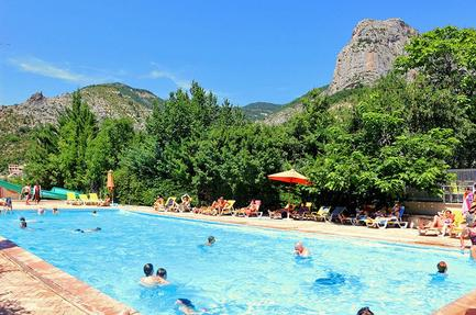 Campsite Les Princes d'Orange