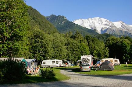 Camping Nature & Lodge Les Dômes de Miage
