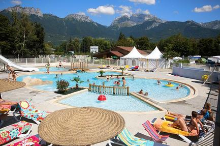 Camping Camping International du Lac d'Annecy