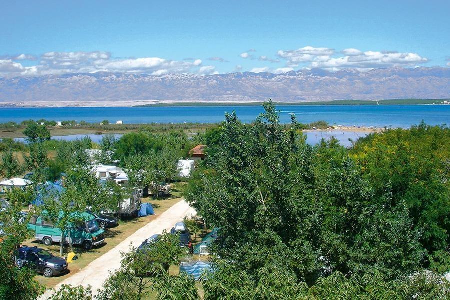 Campsite Ninska Laguna