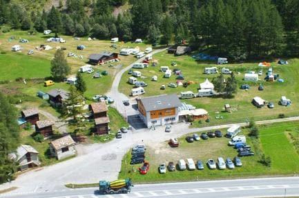 Campsite Attermenzen