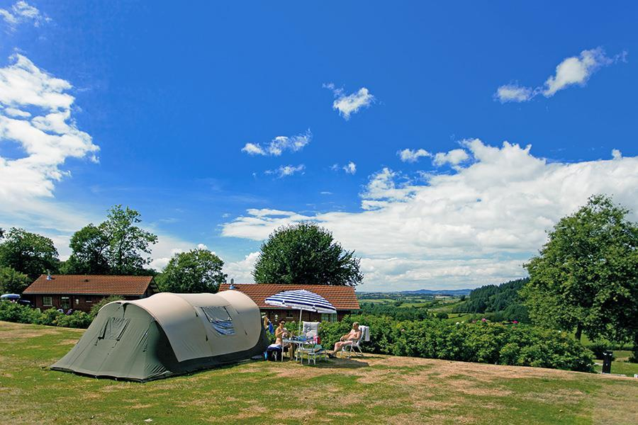 Campsite Domaine de la Gagère