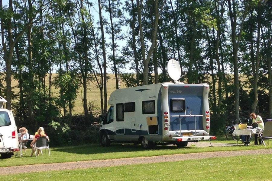 Campsite Zeestrand Eems-Dollard