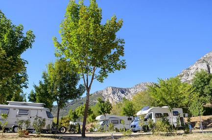 Camping Le Vieux Colombier