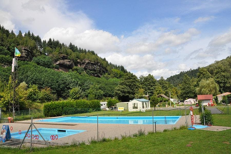 Campsite Piscine du Plan Incliné