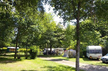 Campsite La Rivière d'Argent
