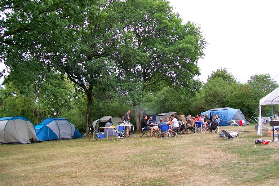 Camping Le Cheslé
