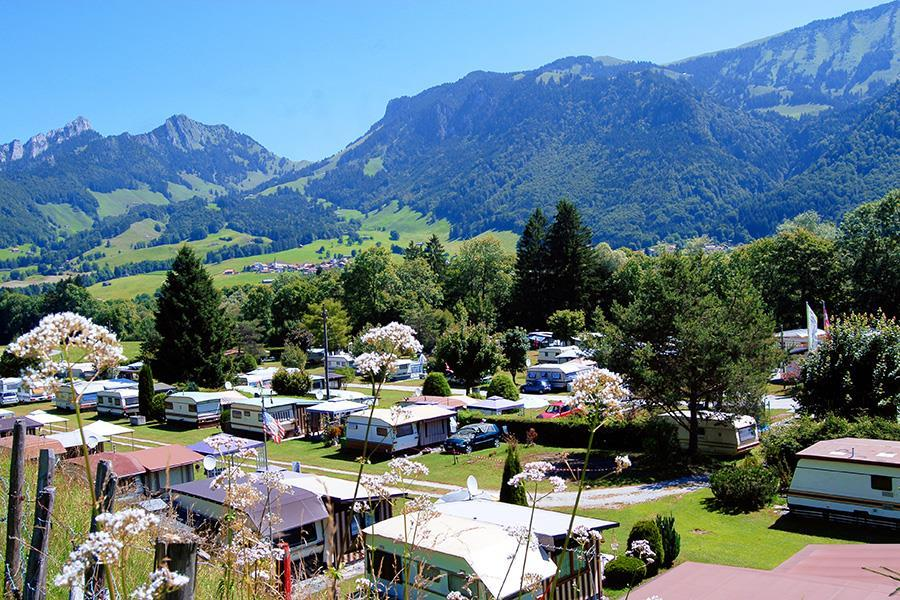 Camping Haute Gruyère