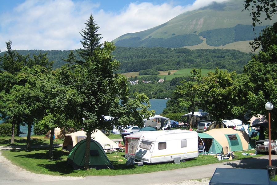 Campsite Au Pré du Lac