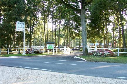 Camping Domaine de Marcilly