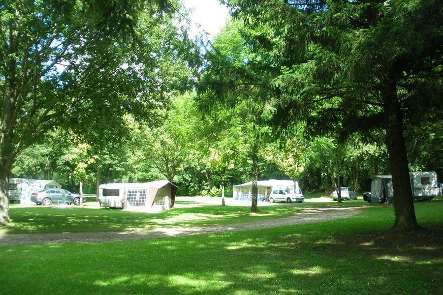 Campsite Paradis Nature