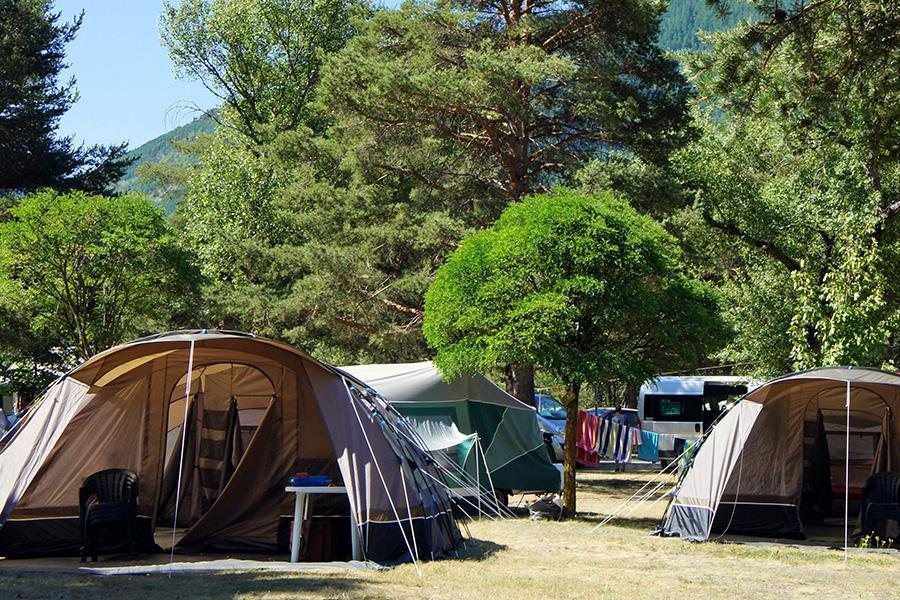 Camping de L'Ile